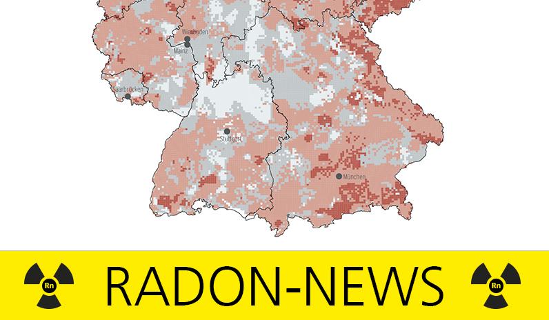 Radon Karte Deutschland.Radon Map Of Germany Does It Affect Me Hauff Technik